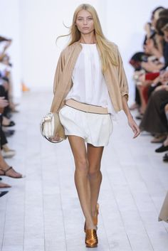 Chloe Spring 2012 - Paris Fashion Week
