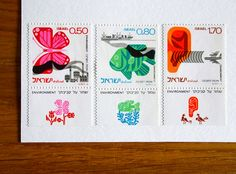 hebrew stamps