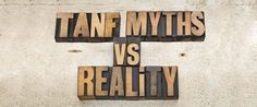 Ten myth-busting facts about welfare