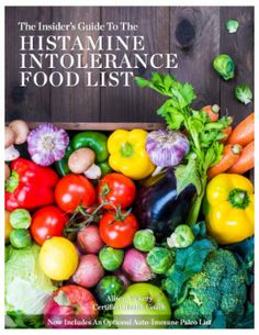 If you want to know which food list to use with histamine intolerance then here is a guide on how to choose