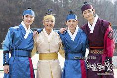 Moon Embracing the Sun (Hangul: 해를 품은 달;RR: Haereul Pum-eun Dal, also known as The Sun and the Moon) is a 2012 South Korean television drama series, starring Kim Soo-hyun, Han Ga-in,Jung Il-woo and Kim Min-seo. It aired on MBC. Master's Sun, Kim Sun, Jung Il Woo, Kim Yoo Jung, Child Actors, Young Actors, Lee Won Geun, Im Siwan, Song Jae Rim
