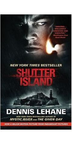 Shutter Island by Dennis Lehane (2009, Paperback); Almost Like New, Out-Of-Print