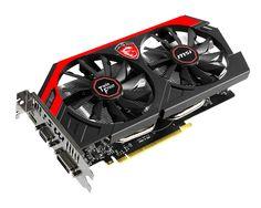 Msi GeForce GTX750 TI TwinFrozr Gaming OC 2GB GDDR5