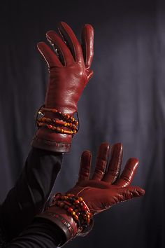 Holík Fashion gloves - Afrodita www.holik-fashion.cz