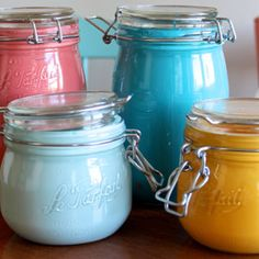 DIY for the Weekend: Super-Cute Mason Jar Vases: Flash