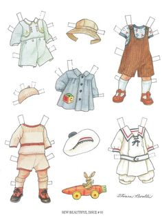 Marshal - outfits