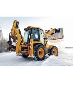 JCB digger drivers are in for some heart-warming news as the first icy blast of winter strikes.