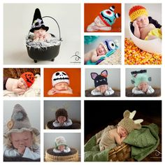 Early-Fall & Halloween Baby Photo Props by My Simply Sweet Little Boutique  www.facebook.com/MSSLB    Prices Range $20 to 30