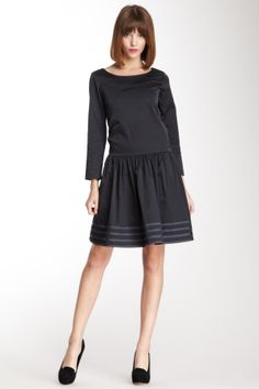 Orla Kiely Drop Waist Dress