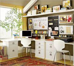 Architecture , Small Office Design Ideas : Nice Small Office Ideas