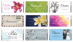 placecard chocs - fun and delicious Any Images, Place Cards, Dream Wedding, Thankful, Invitations, Day, How To Make, Chocolates, Schokolade