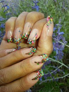 Nail art. ..