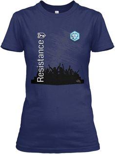 Ingress Resistance shirt