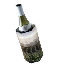 Rapid Ice cooler Vineyard --- http://www.amazon.com/Vacu-Vin-3881550-cooler-Vineyard/dp/B000GA2FVG/ref=sr_1_7/?tag=homemademo033-20
