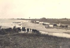 Sherwood Island State Park was the first park, the land purchased by the commission in 1914. In 1923 the park began and illegal campers are being eyed by the commission.