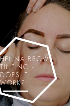 Henna Brow Tinting - Henna Brow Tinting – Does It Work? Eyebrow Shaper, Eyebrow Tinting, Eyebrow Pencil, Eyebrow Trimmer, How To Do Brows, How To Draw Eyebrows, Henna Eyebrows, Eyebrows On Fleek, Organic Makeup
