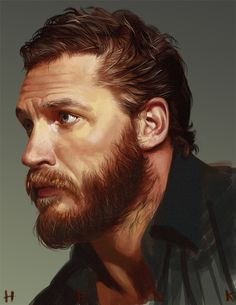 Tom Hardy by Twistmyflesh on deviantART