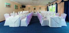 The Ashford Suite - wedding breakfast - Ashford Suite Function Room, North Devon, Wedding Breakfast, Short Break, Table Decorations, Star, Dining, Luxury, Home Decor