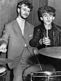 Les photos rares des Beatles prises par Ringo Starr tower ballroom