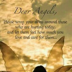 56 best heartfelt sympathy condolences quotes images on pinterest angels wrap arms around those who are hurting today altavistaventures Choice Image