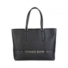 Versace Jeans, E1VOBBJ2_75353,  #versacebolsos #handbag  #handbags  #versacejeans #bag #versace #bolso #blackbag