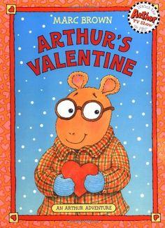 arthur george valentine's day socks
