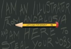 Satiric illustration for beer label. Bret. Digital art/ digital painting