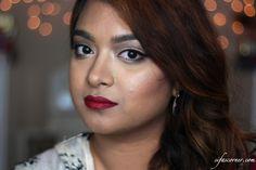 Pohela Boishakh (1st day of Bengali New Year) Makeup Tutorial