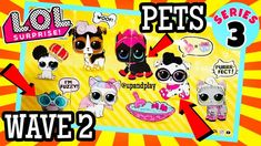 LOL SURPRISE WAVE 2 PETS!! Get all the NAMES PICTURES & UPC/DPCI CODES! Check out our latest vid! We are Up and Play on YouTube!!  #upandplay #lolsurprisepets #lolsurprisepetswave2 #lolsurprise #lolsurprises #lolsurprisedolls #lolsurprisedoll #littleoutrageouslittles #littleoutrageousdolls #lolsurpriseconfettipop #lolpearlsurprise #lolsurpriseseries3