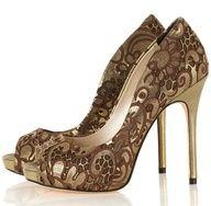 <3 #shoes http://www.finditforweddings.com