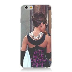 Audrey Hepburn inspired phone case to purchase click on the link Etsy shop https://www.etsy.com/listing/449367726/audrey-hepburn-inspired-phone-case