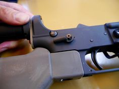 Learn how to quickly install an ambidextrous safety for your AR-15, complete with step-by-step pictures, instructions, and recommended products.