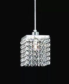 lustre pendente crystal auremar