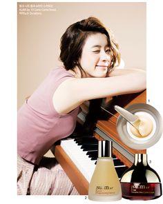 Han Hyo-Ju 한효주 Elle Korea 2011