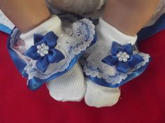 "Dream 0 3 Months Baby Turquoise Blue Socks 20 24"" Reborn Dolls | eBay"