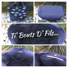 ti_bouts_d_fils Et un de plus... c'est encore un Samba de Sacôtin, mais en grande taille, idéal pour toutes vos affaires de plage🌞 En tissu Jacquard et toile à sac, doublé coton...