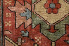 herez carpet | Antique Heriz [Antique Herez] Rug Carpet c. 1900-10, Fine Authentic ...