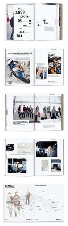 What Drives Us BMW Group Annual Report 2011    via  http://red-dot.de/cd/online-exhibition/work?code=02-3176=2012=147=0