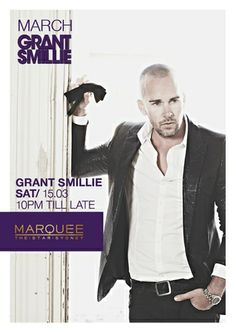 6bd25e8cc9c Grant Smillie at Marquee Sydney