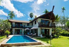 3 Bedroom Grand Sea View Pool Villa