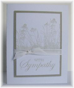 The card - this card didn't really photograph well (and I tried several times). It is really much prettier than it shows. The image and s...