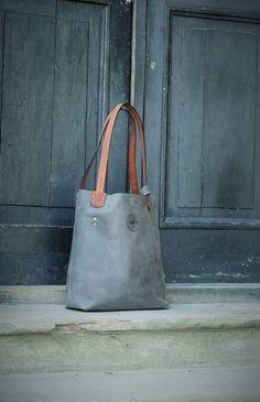 Umhängetaschen - handtasche leder taschen groß handgefertigt origin - ein…