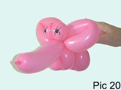Balloon-O-Therapy Twisting Balloons with FewDoIt: Elephant Balloon Animal Lesson