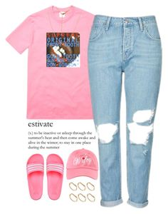 """""""Everything 1k"""" by queenbrittani ❤ liked on Polyvore featuring éS, Topshop, Katydid Collection, adidas and ASOS"""