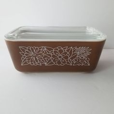 "Alicia Nicole on Instagram: ""Pyrex Woodland Refrigerator Dish 502. Find it on Mercari. Link in bio. #pyrex #pyrexforsale #pyrexlove #pyrexjunkie #pyrexcollection…"""