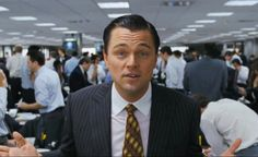 Can Leonardo DiCaprio Win an Oscar for Playing a Wall Street Scumbag? If you're a DiCaprio booster, which of the favorites – Hanks? Redford? McConaughey? – would you kick to the curb?