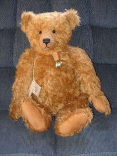 Kathleen Wallace teddy....photo via ebay