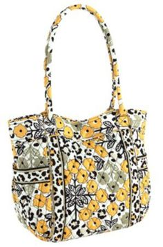 Vera Bradley NWT Campus Tote Go Wild. Starting at $40 on Tophatter.com!