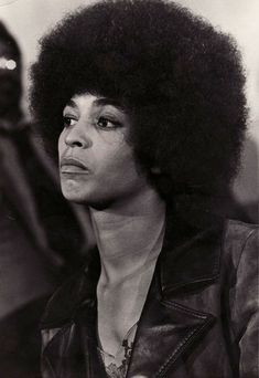 Powerful woman · Free Angela Davis and All Political Prisoners focuses on a narrow portion of Angela Davis' life in the and as the social activist worked to navigate the post-civil rights movement landscape. - Courtesy of Angela and Fania Davis Angela Davis, Women In History, Black History, Dandy, Birmingham, Black Panthers Movement, Alabama, Divas, Black Leaders