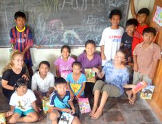 Volunteers in Ubud Bali